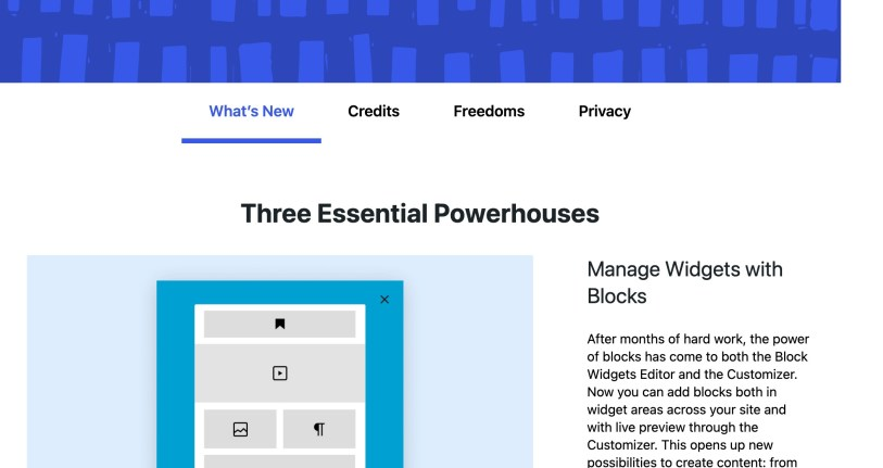 WordPress Latest Version 5.8 and Key Features to Overcome WordPress