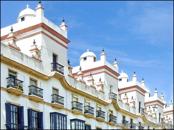 Las Torres Vigias de Cádiz