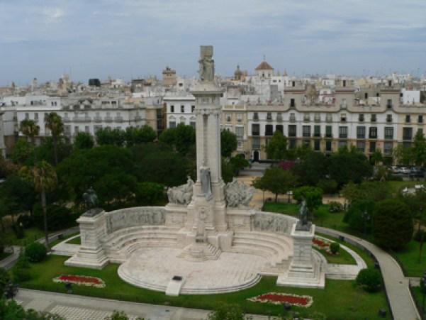 Monumento a la Constitución en Cádiz 02