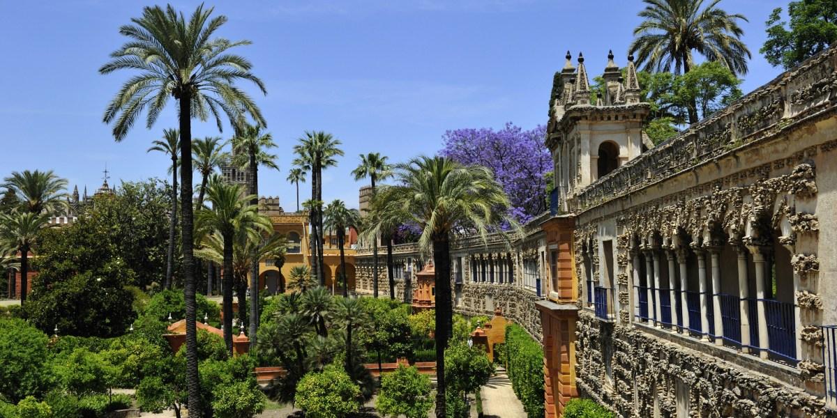 El Alcazar de Sevilla en el Juego de Tronos