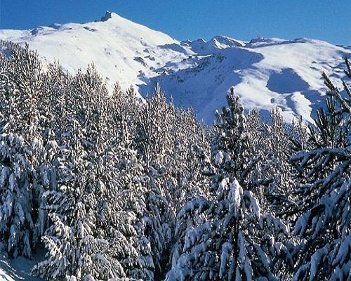 Andalucía de nieve: Sierra Nevada