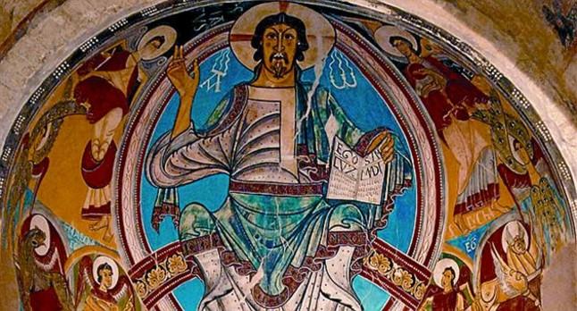 El Pantocrátor de Sant Climent de Taüll