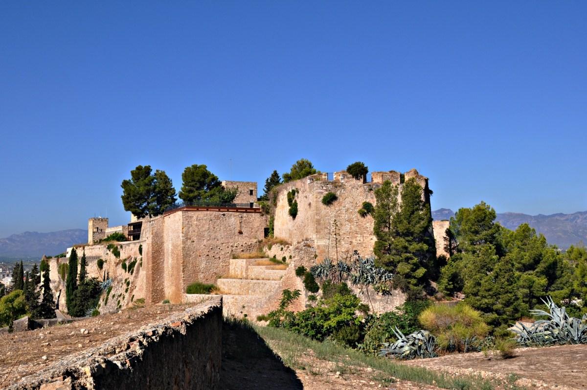 Castillo de la Zuda en Lérida