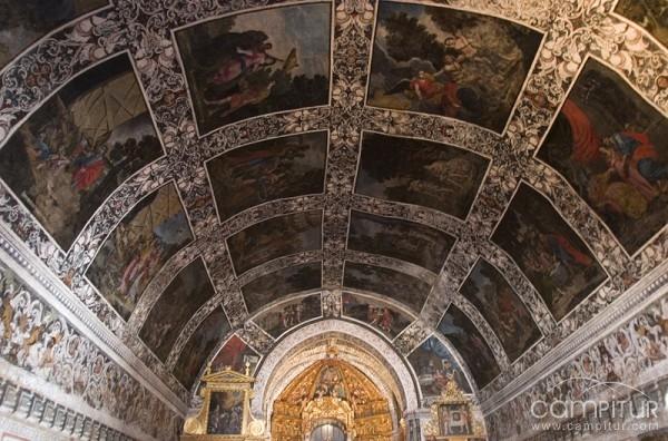 Fuente del Arco en Badajoz