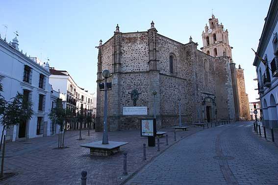La localidad de Almendralejo
