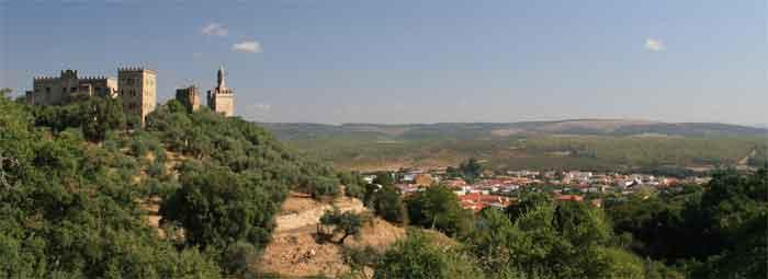 La Codosera en Extremadura