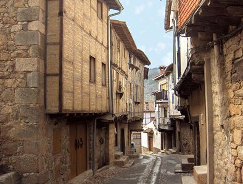 Visitar San Martín de Trevejo