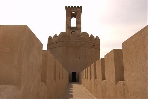 La Alcazaba más grande de Europa