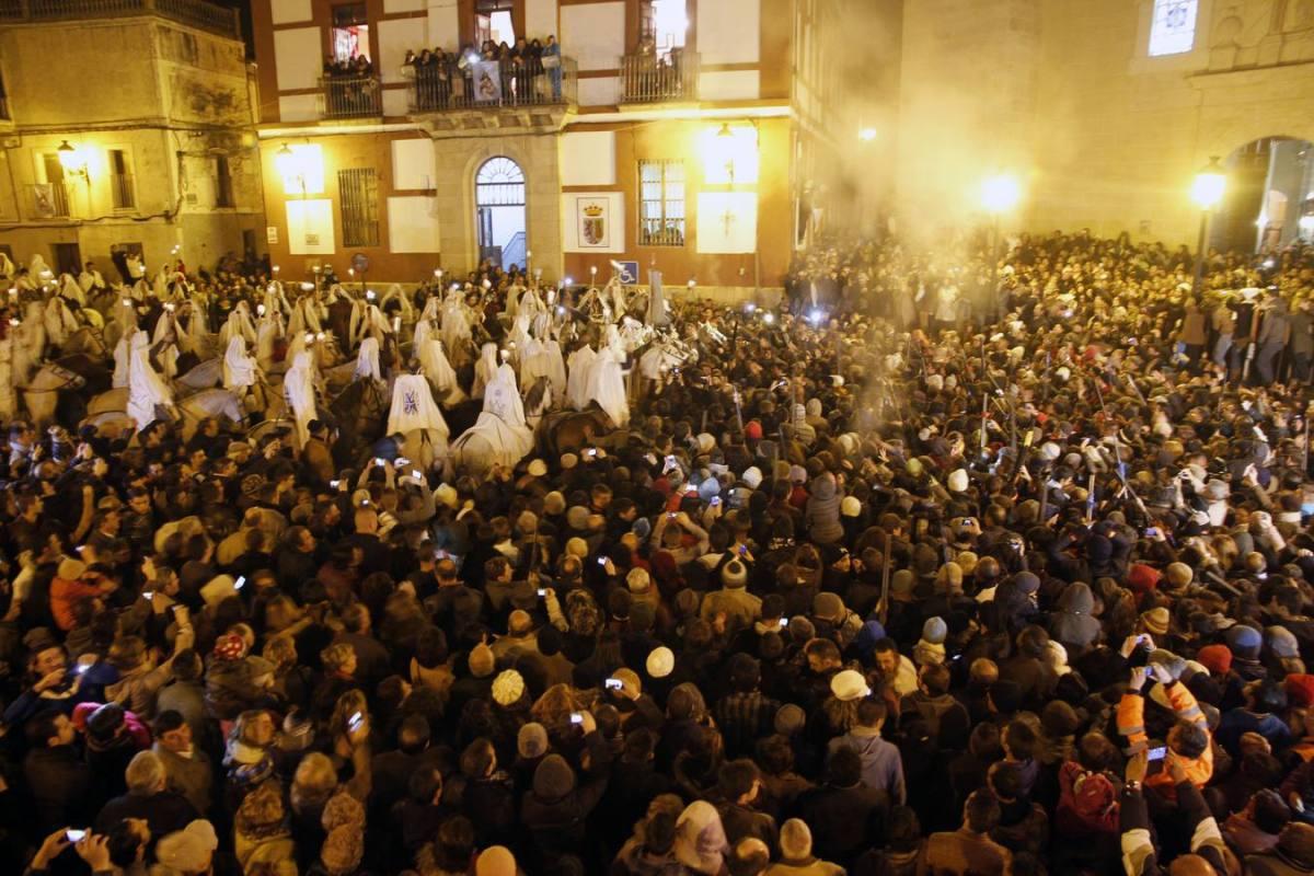 Fiestas de Otoño en Extremadura