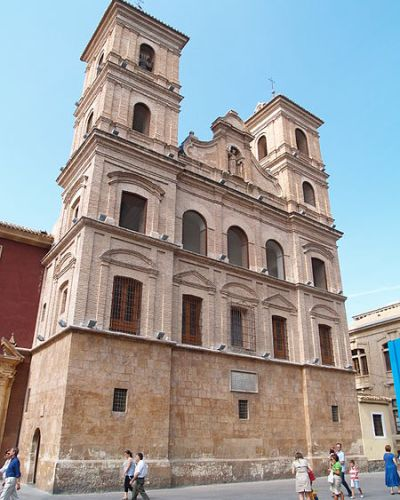 450px-Iglesia_de_Santo_Domingo_(Murcia)
