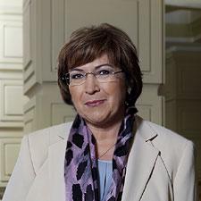 Ludmila Müllerova, Minister - source: Wikipedia