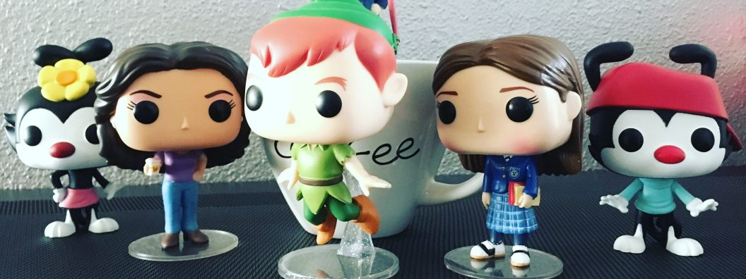 Funko POP Collection DeviantBlonde