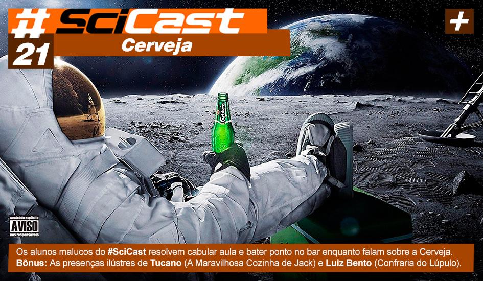 Scicast #21: Cerveja