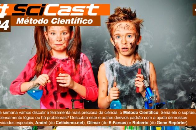 Scicast #24: Método Científico