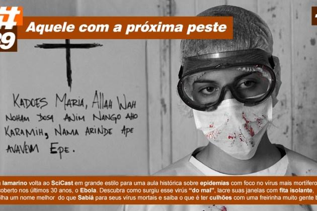Scicast #39: Vírus Ebola