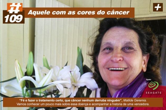 Scicast #109: As Cores do Câncer