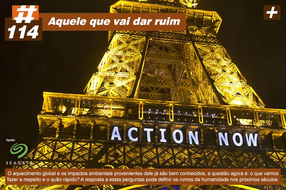 Scicast #114: Mudanças Climáticas e COP21