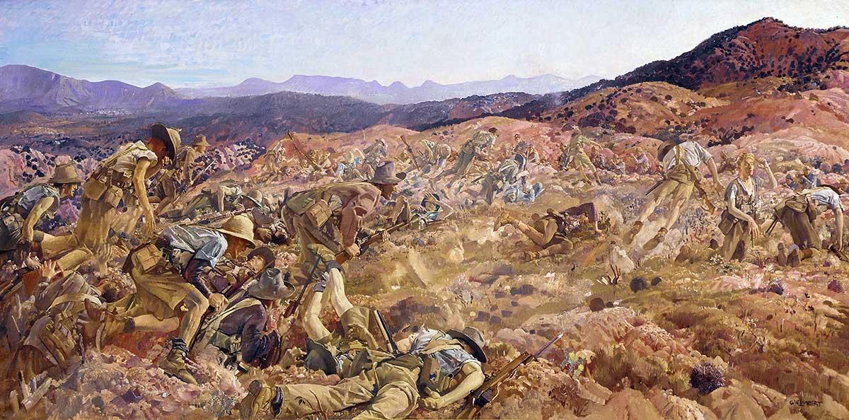 Lembrai-vos da guerra… Galípoli (1915 – 1916)