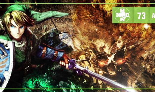 MeiaLuaCast #073: O derrotado herói de Zelda