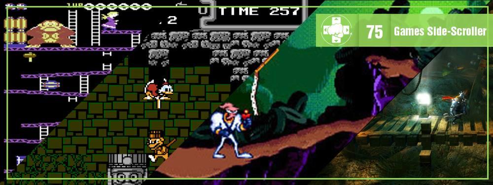 MeiaLuaCast #075: Games Side-scroller