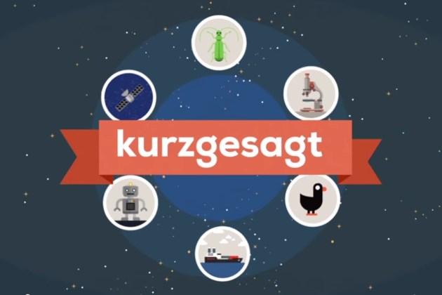 Kurzgesagt: Aprendendo Ciência em poucas palavras!