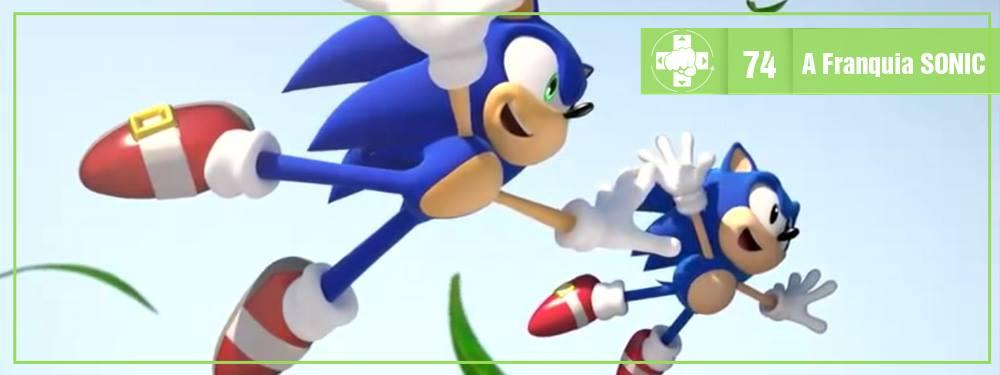 MeiaLuaCast #074: A Franquia Sonic