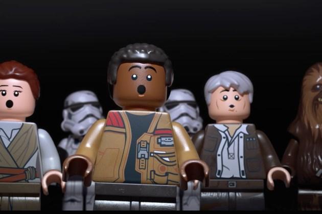 Star Wars: O Despertar da Força vai ter um jogo Lego