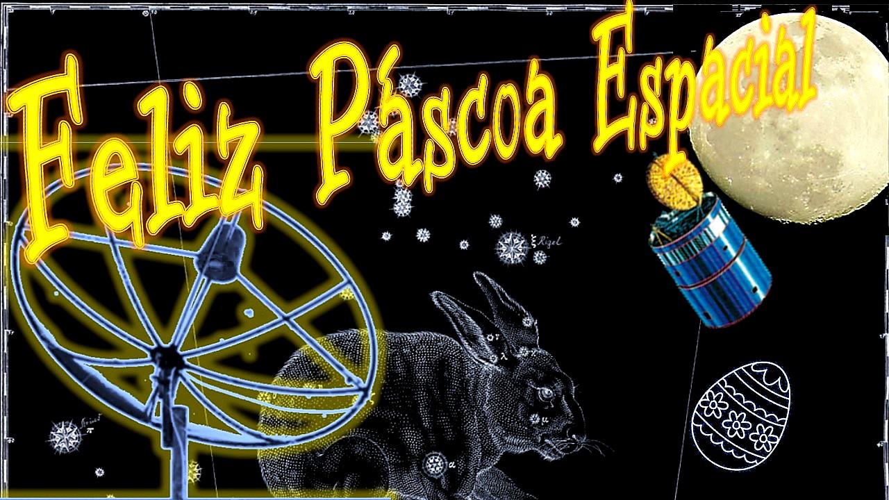 Páscoa, Lua Cheia e Satélites