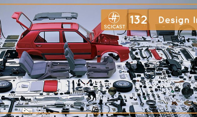 Scicast #132: Design Inteligente