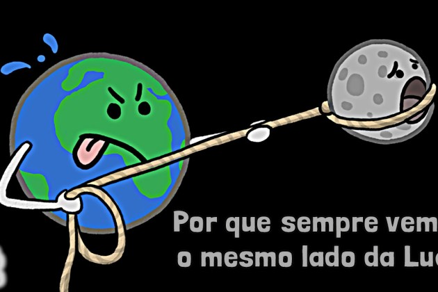 Minuto da Terra: Por que não é possível ver o lado oculto da Lua?