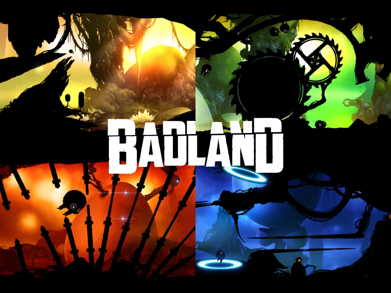 Badland – casual, artístico e frenético!