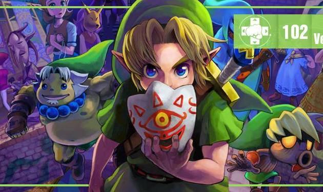 MeiaLuaCast #102: O Pequeno Vencedor de Zelda