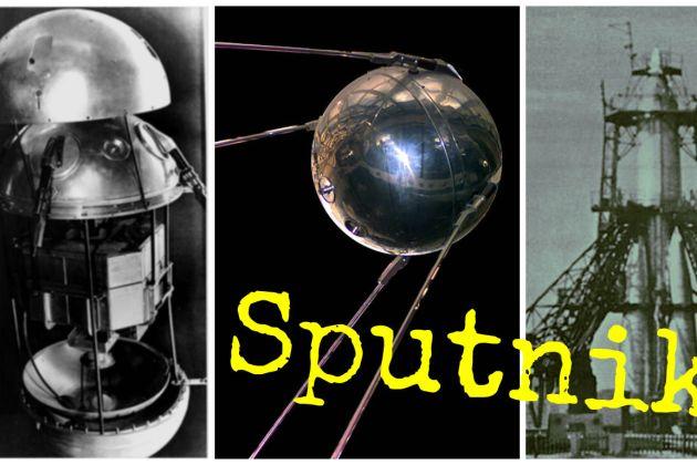 Sputnik: O primeiro passo no espaço