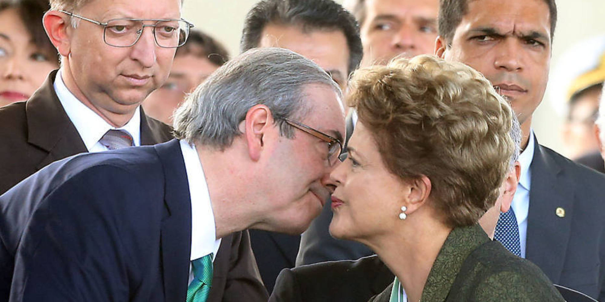 Sobre Cunha e Dilma