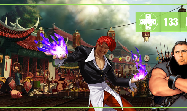MeiaLuaCast #133: King of Fighters