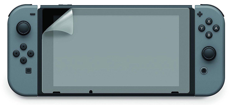 Nintendo se pronuncia a respeito dos riscos na tela do Switch