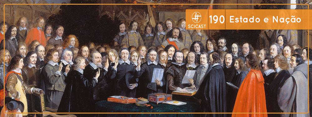 SciCast #190: Estado e Nação