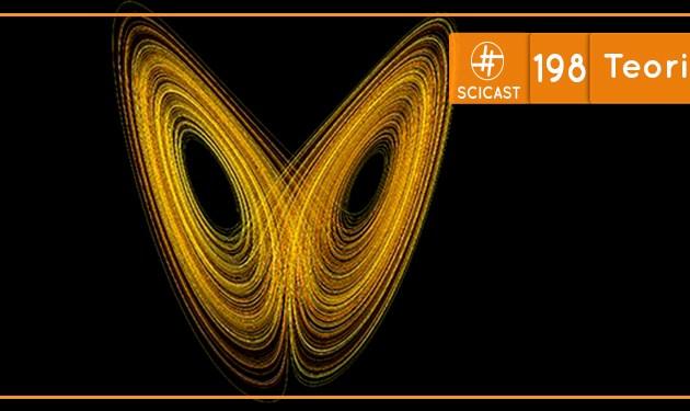 #SciCastNoPint #198: Teoria do Caos