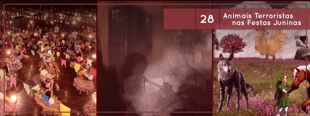 República Deviante #28: Animais Terroristas nas Festas Juninas