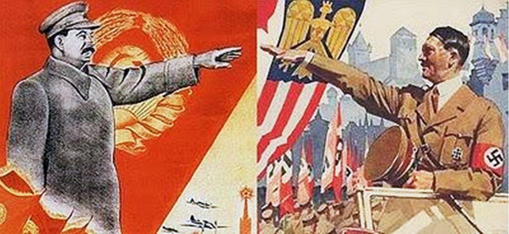 A Direita, a Esquerda e a Guerra Fria