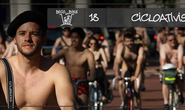 Beco da Bike #18: Cicloativismo