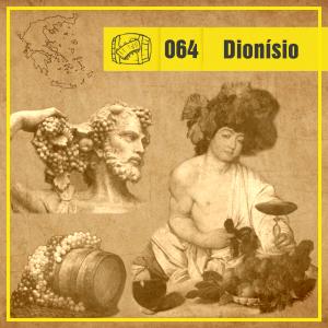 Vitrine do Costelas e Hidromel sobre o deus Dionísio