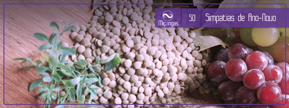 Miçangas #50: Não Use Verde no Reveillon