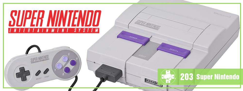 MeiaLuaCast #203: Super Nintendo