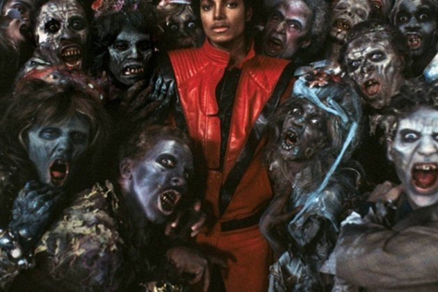 'Cause this is thriller, Thriller night