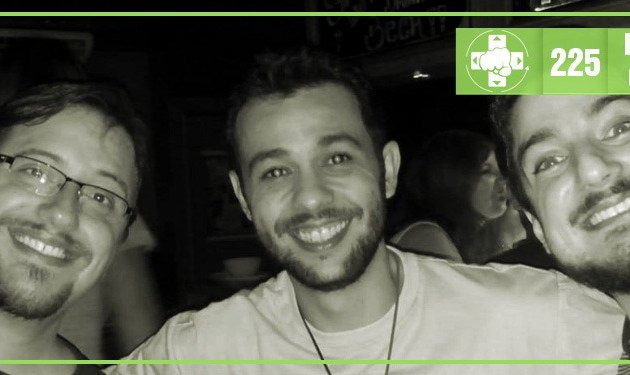 MeiaLuaCast #225: Homenagem a Giovani Arieira