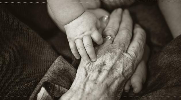 Quer viver mais? Viva perto da sua avó.