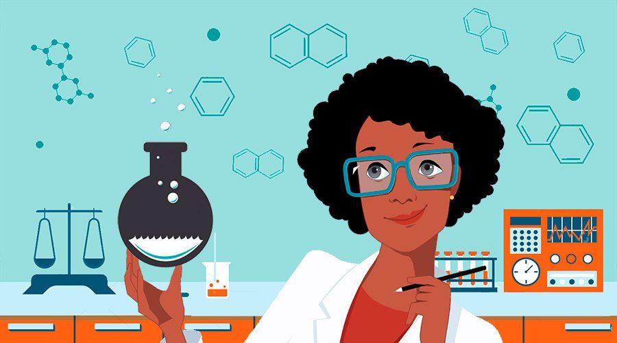 Mulheres na Ciência – Educação Ambiental e ativismo com Marta Marcondes