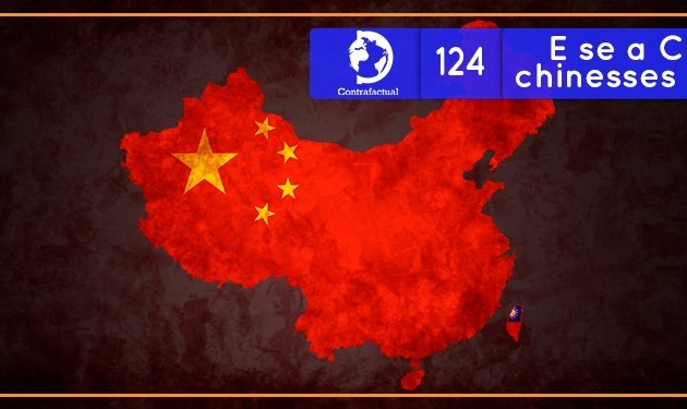 E se a China e os chineses sumissem? (Contrafactual #124)