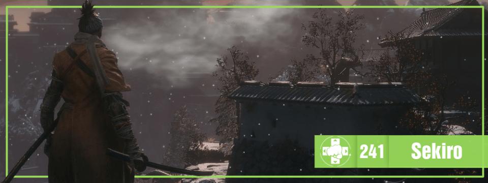 MeiaLuaCast #241: Sekiro – Shadows Die Twice